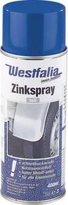 Zinkspray, hellsilber, 400 ml Westfalia