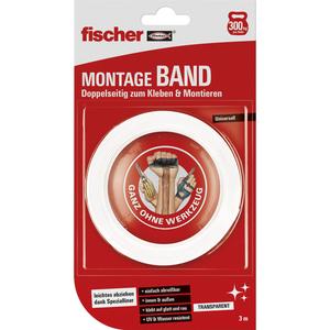 Montageband, 3 Meter Fischer