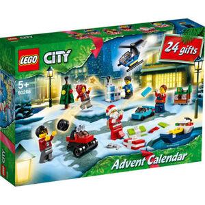LEGO® City - 60268 Adventskalender