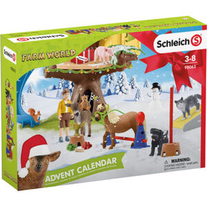 Schleich Farm World - 2020 Adventskalender 98063