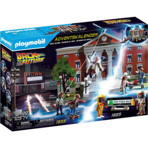 "PLAYMOBIL® Adventskalender ""Back to the Future"""