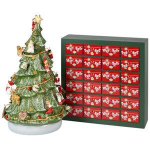 Villeroy & Boch Adventskalender 3D Baum Christmas Toys Memory