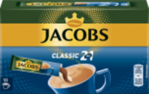 Jacobs Instant-Kaffee oder Cappuccino