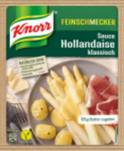 Knorr Feinschmecker oder Spaghetteria Saucen