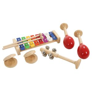 PLAYLAND Holz-Percussion-Set