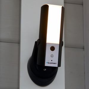 Außenleuchte mit Überwachungskamera LampCam HOS-X201