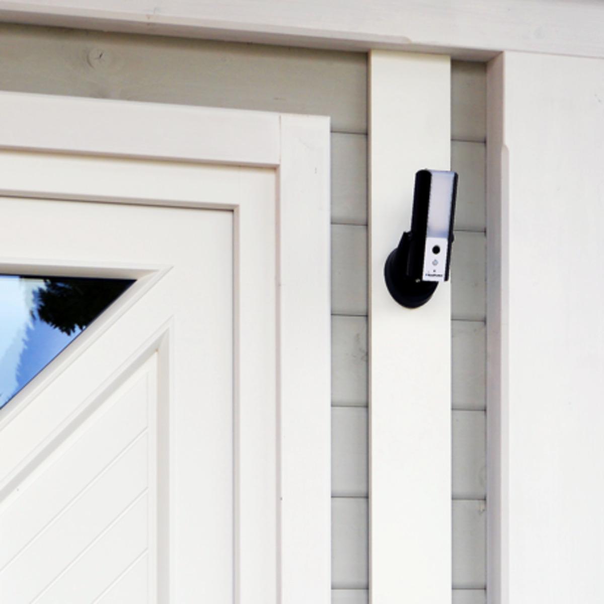 Bild 4 von Außenleuchte mit Überwachungskamera LampCam HOS-X201
