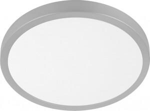 Eglo LED Deckenleuchte Molay ,  silber, Ø 28 cm