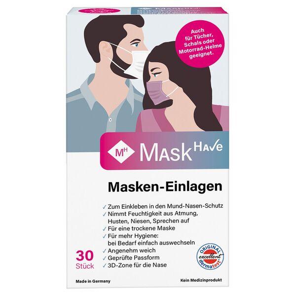 Mask Have Masken-Einlagen