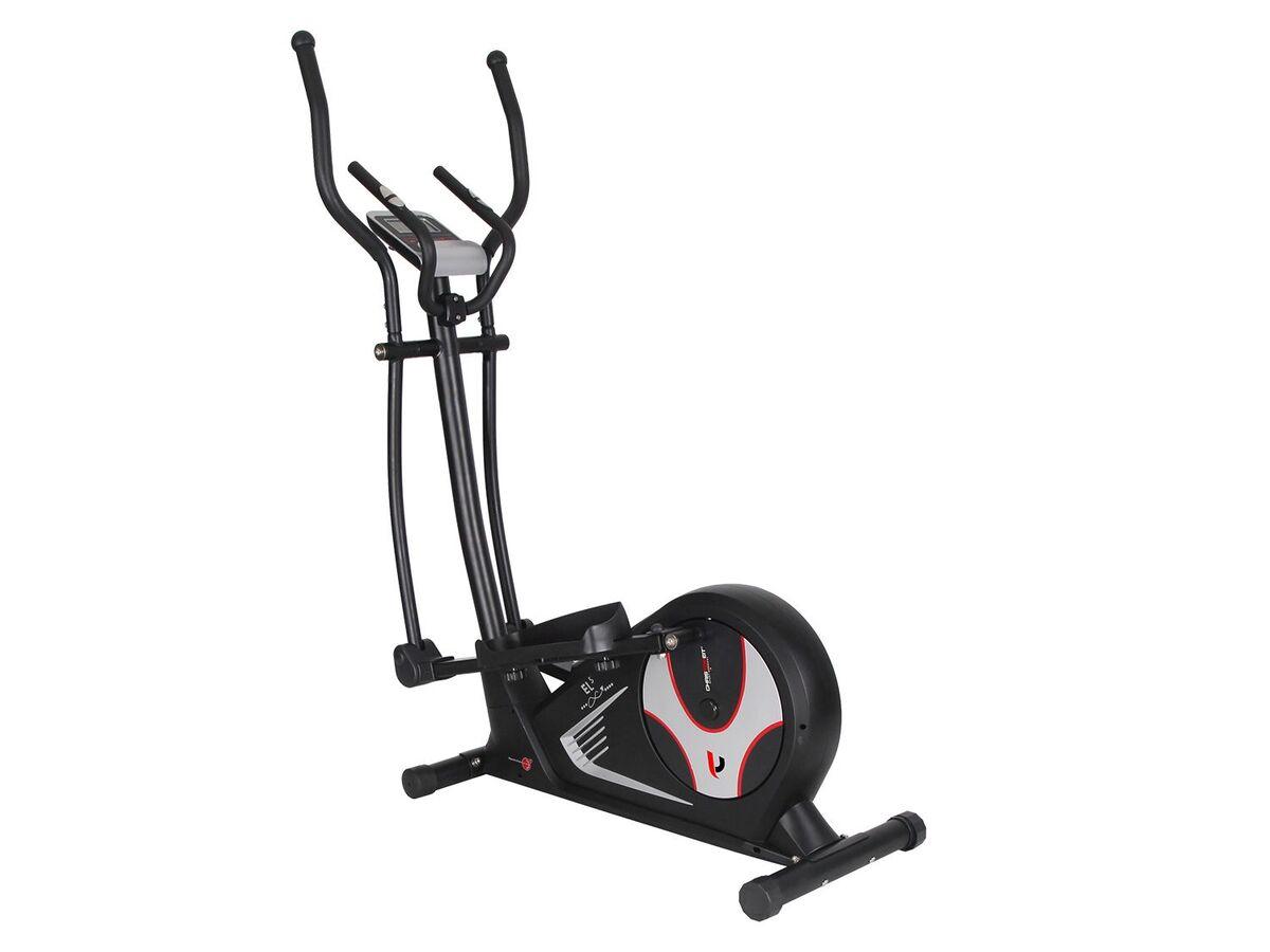 Bild 1 von Christopeit Sport Crosstrainer »EL 5«, schwarz, für Kraft und Ausdauer