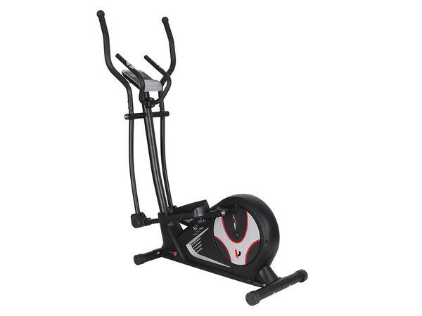 Christopeit Sport Crosstrainer »EL 5«, schwarz, für Kraft und Ausdauer