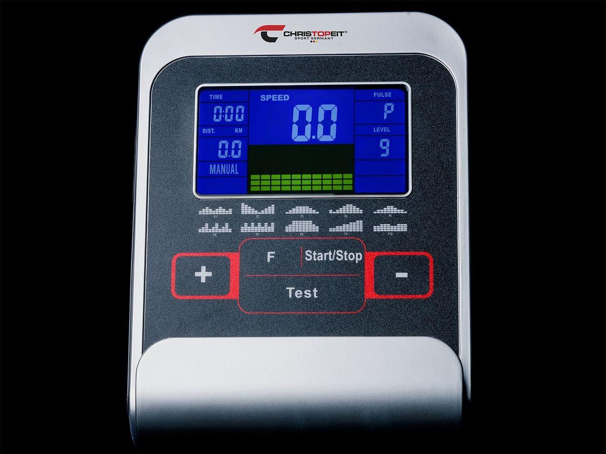 Bild 5 von Christopeit Sport Crosstrainer »EL 5«, schwarz, für Kraft und Ausdauer