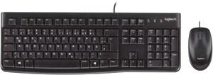 MK120 (DE) Tastatur-Set schwarz