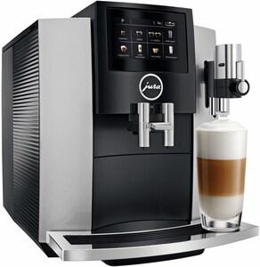 S8 (Modell 2020) Kaffee-Vollautomat moonlight silver