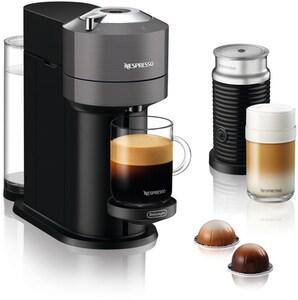 ENV 120.GYAE Nespresso Vertuo Next Kapsel-Automat dark grey