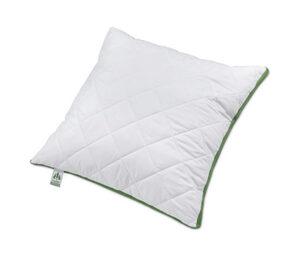 irisette® greenline Kopfkissen mit Klimaband, ca. 80 x 80 cm