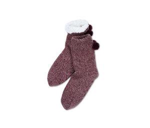 Hausschuh-Socken