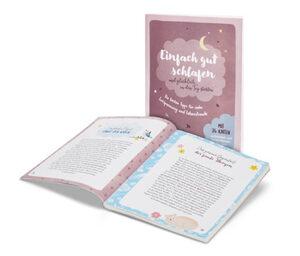 Buch »Einfach gut schlafen und glücklich in den Tag starten«