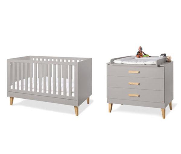 Pinolino Baby-Zimmer »Jasper«, 2-teilig