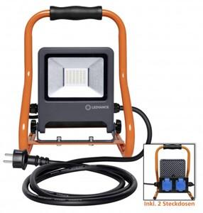 Ledvance LED Stahler R-Stand inkl. Mehrfachsteckdose, max. 3000 Watt