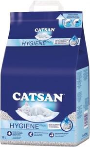 Catsan Hygiene Plus Katzenstreu 18 L 18 L