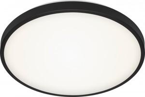 DI-KA LED Deckenleuchte schwarz