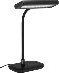 DI-KA LED Tageslichtleuchte schwarz