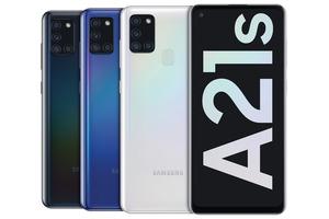 SAMSUNG Galaxy A21s Smartphone - 32 GB - Black