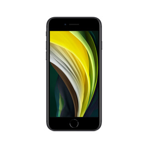APPLE iPhone SE Smartphone - 64 GB - Schwarz