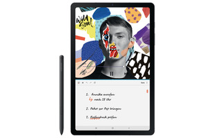 SAMSUNG Galaxy Tab S6 Lite LTE Tablet,   64 GB in Oxford Gray