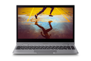 MEDION AKOYA® S14405 (MD61896) Convertible mit Core™, Intel® UHD-Grafik & 16 GB RAM in Titan Grau