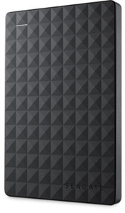 SEAGATE Expansion Portable 5 TB Festplatte 2.5 Zoll in Schwarz