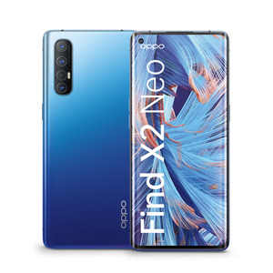 OPPO Find X2 Neo Smartphone - 256 GB - Starry Blue