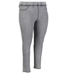 Janinacurved Pull-on-Jeans