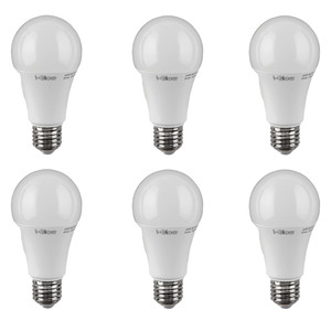 I-Glow LED-Leuchtmittel Mini-Globe E 27 6er Set
