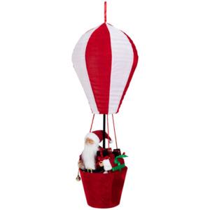 Weihnachtsmann in Luftballon XL