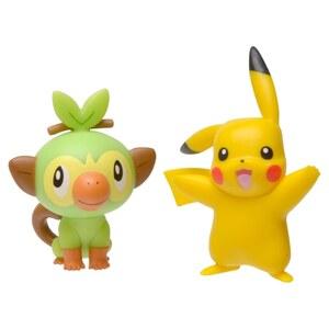 Pokémon Battle Pack: Chimpep und Pikachu