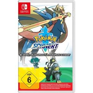 Nintendo Switch Pokémon Schwert inkl. Erweiterungspass