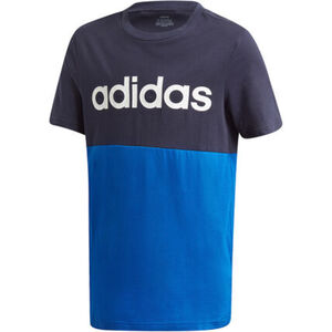 adidas T-Shirt, Baumwolljersey, für Jungen