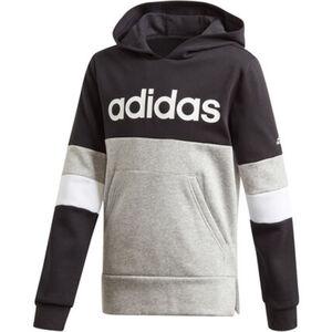 adidas Sweatshirt, Kapuze, Kängurutasche, dreifarbig, für Jungen