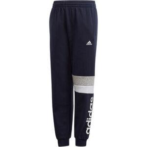 adidas Jogginghose, Logo, Streifen, für Jungen