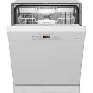 Miele G 5000 SCU Active BRWS Unterbau-Geschirrspüler ohne Dekorplatte, weiß, A++