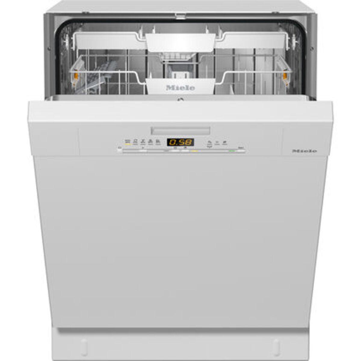 Bild 1 von Miele G 5000 SCU Active BRWS Unterbau-Geschirrspüler ohne Dekorplatte, weiß, A++