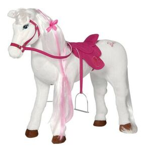 Happy People Barbie Reitpferd, 70 cm, mit Sound
