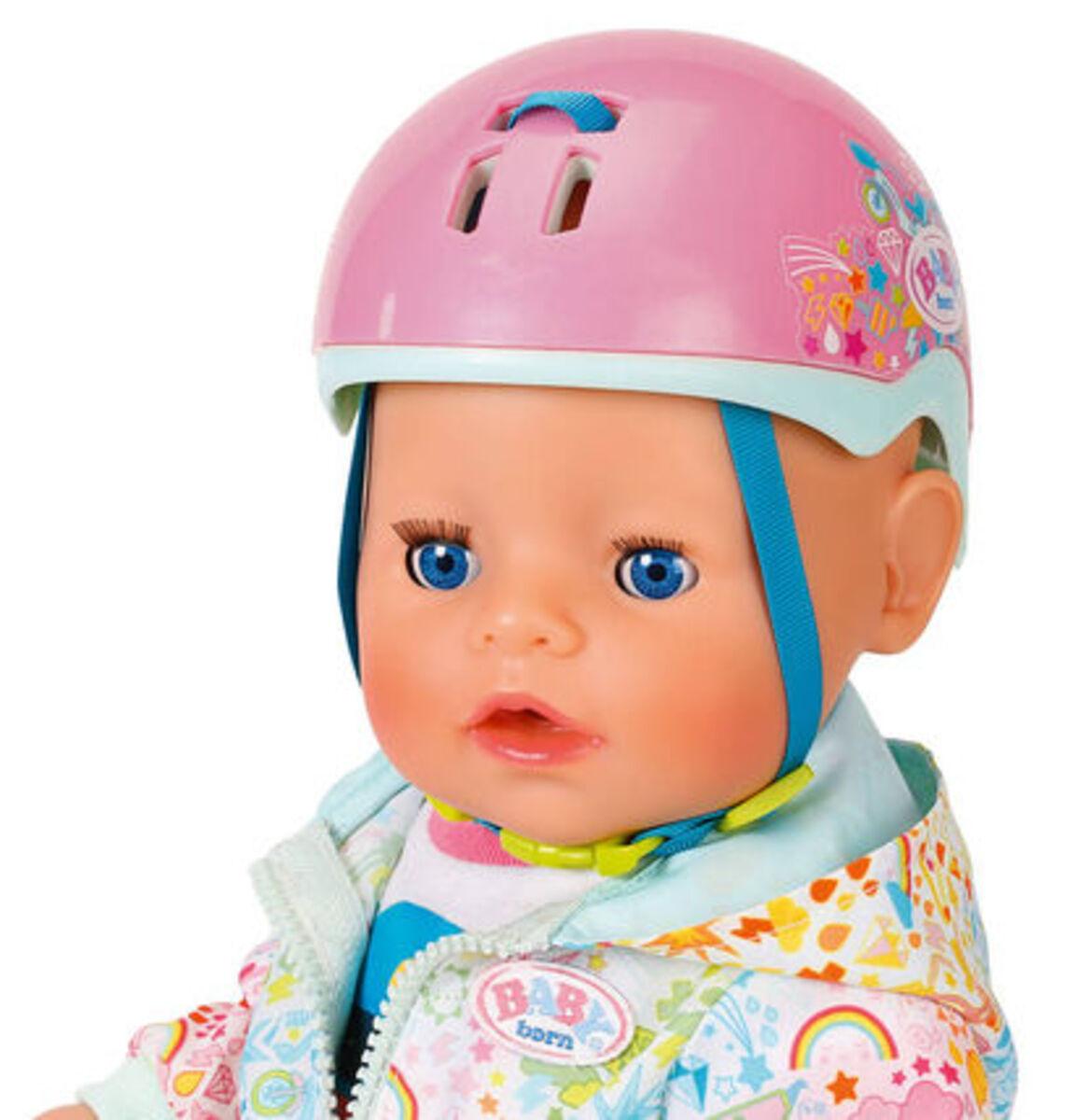 Bild 2 von Zapf Creation® BABY born® Play&Fun Fahrradhelm