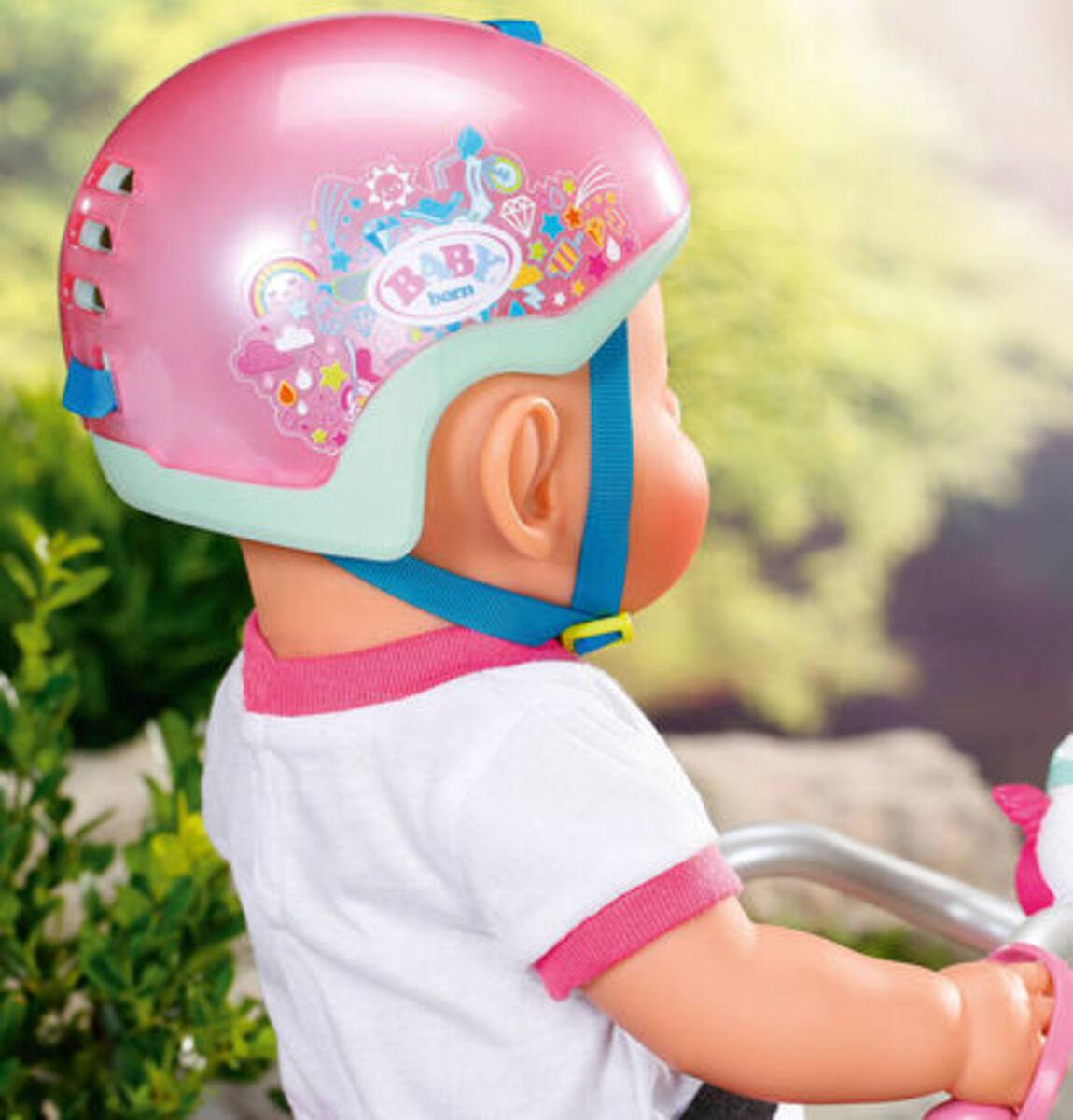 Bild 4 von Zapf Creation® BABY born® Play&Fun Fahrradhelm