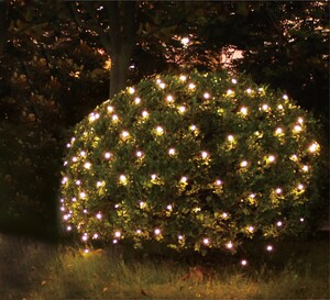 I-Glow LED-Lichternetz - 110 LEDs