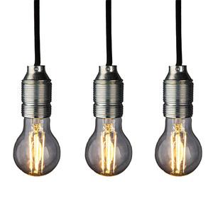 Osram Filament-LED-Leuchtmittel, Birne E27 klar - 3er-Set