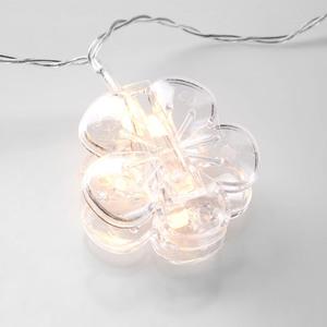 Eazyuse Foto-Clip LED-Lichterkette - Blume