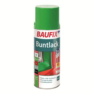 BAUFIX Buntlack-Spray - Gelbgrün